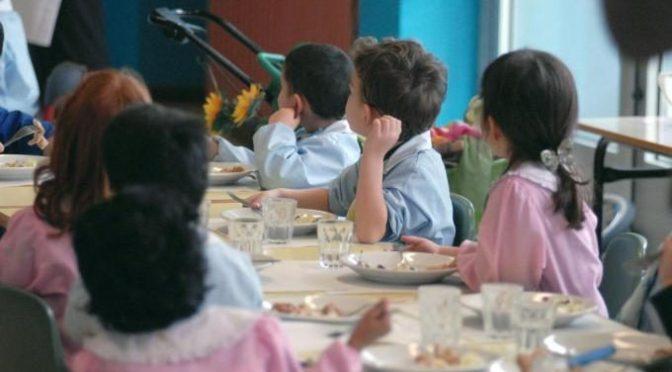 """""""Menù chiaro"""", la web app per conoscere i piatti della mensa scolastica, la massa corporea e i consigli alimentari"""