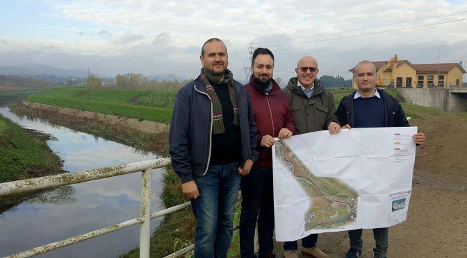 Approvato il progetto definitivo per la sicurezza e riqualificazione del torrente Ombrone tra Signa e Carmignano