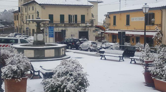 Neve, il punto della situazione