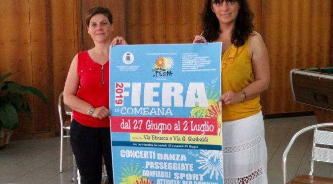 Comeana in festa: dal 27 giugno al 2 luglio nell'area del tumulo etrusco di Montefortini torna la Fiera