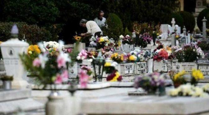 Cimitero di Bacchereto, iniziati i lavori di manutenzione. Da giovedì verranno spostati i resti dai vecchi ossari