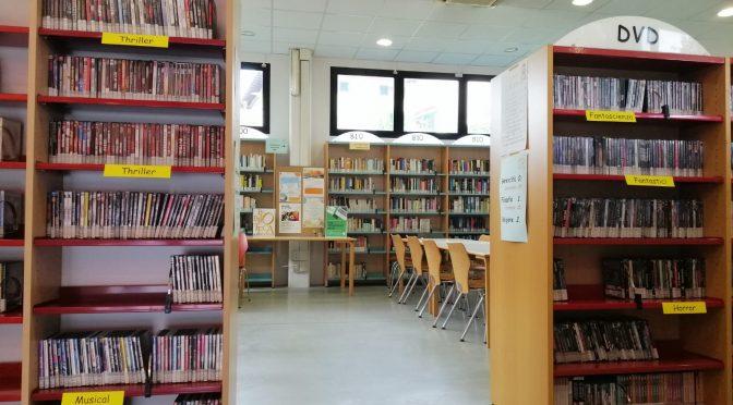 Biblioteca di Seano, da domani apre anche il mercoledì pomeriggio