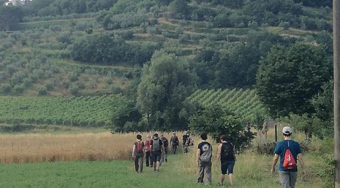 Tre passeggiate letterarie tra strade di campagna e vie dell'acqua alla scoperta del territorio
