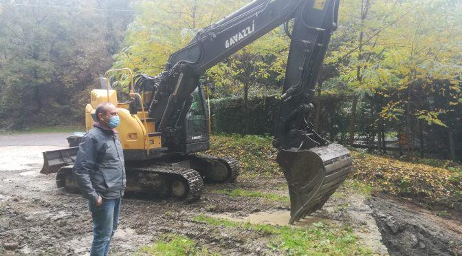 Torrente elzana: via ai lavori di messa in sicurezza