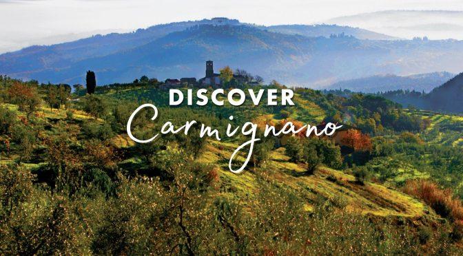 """Nasce """"Discover Carmignano"""": il portale per la promozione turistica del nostro territorio"""