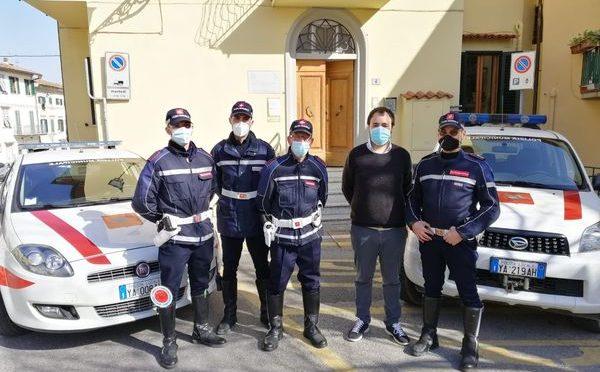 Polizia municipale: cresce la squadra degli agenti