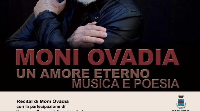 Spettacolo di Moni Ovadia per i 5 martiri di Artimino